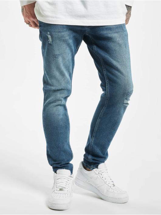 2Y Облегающие джинсы Duke синий