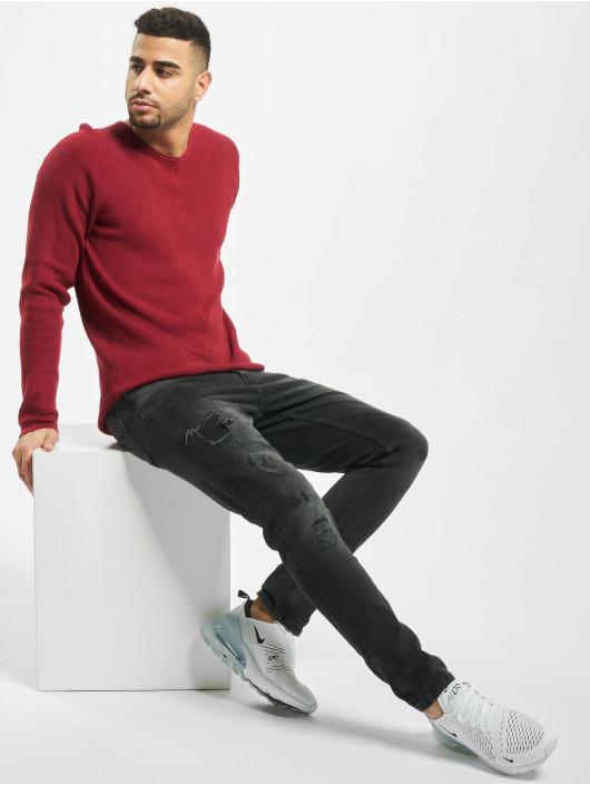 2Y Пуловер Thistle красный