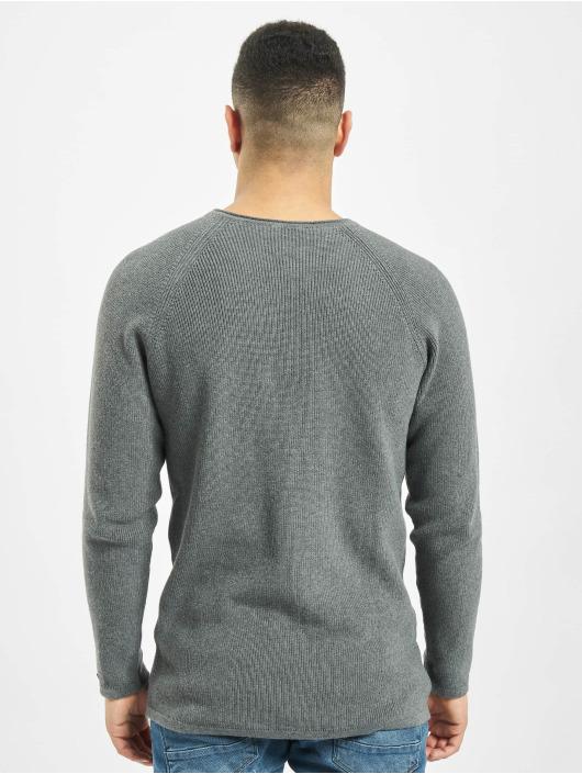 2Y Пуловер Thistle серый
