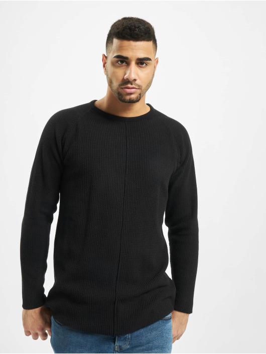 2Y Пуловер Birch черный