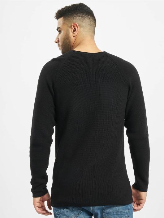 2Y Пуловер Thistle черный