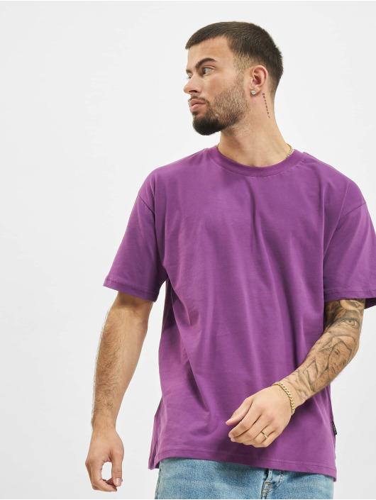 2Y Футболка Basic Fit пурпурный