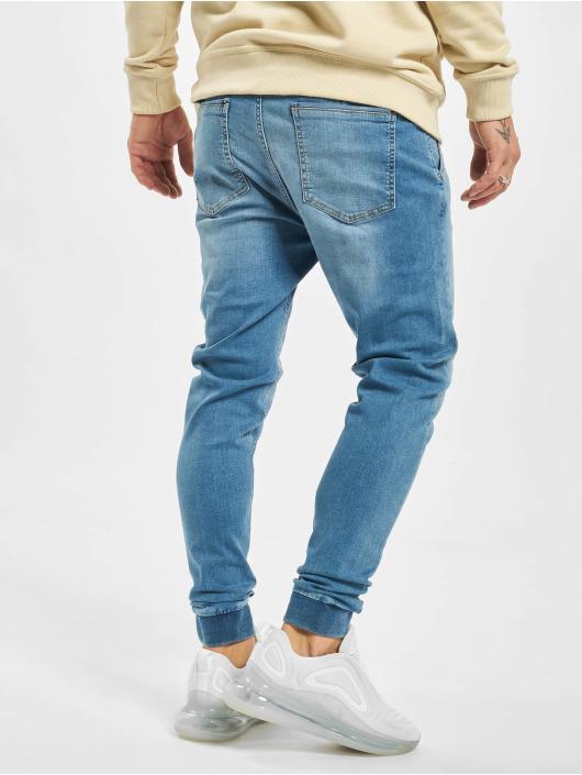 2Y Antifit jeans Jaden blå