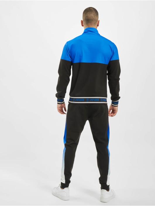 2Y Anzug Oskar blau