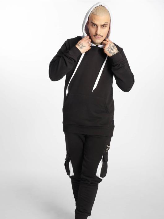 2Y Anzug Rascal schwarz