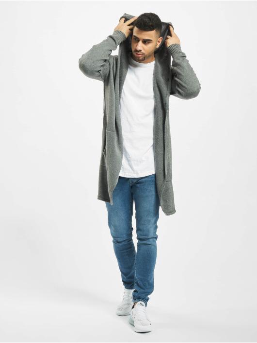 2Y Cardigan Shrub gris