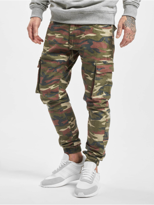 2Y Cargo pants Robin camouflage
