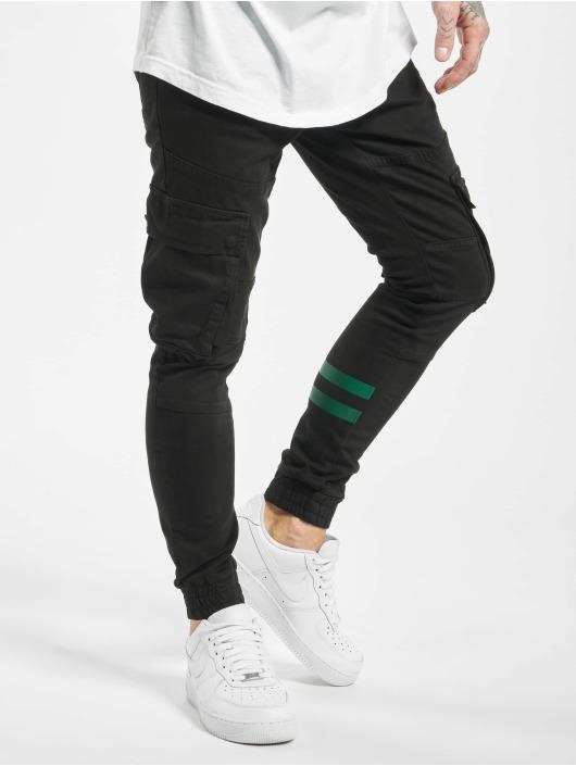 2Y Chino bukser Zeheb svart
