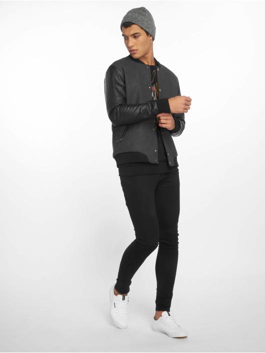 2Y College Jacket Dusty grey