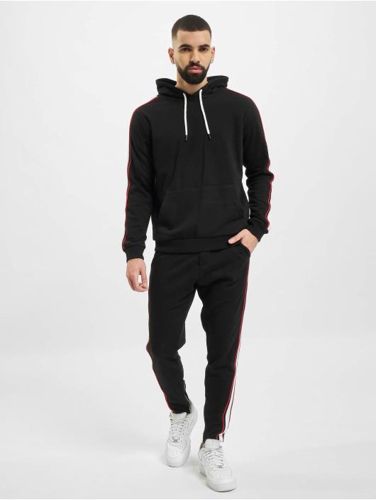 2Y Dresy Hooded czarny