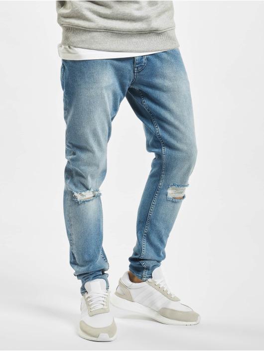 2Y dżinsy przylegające Louis niebieski