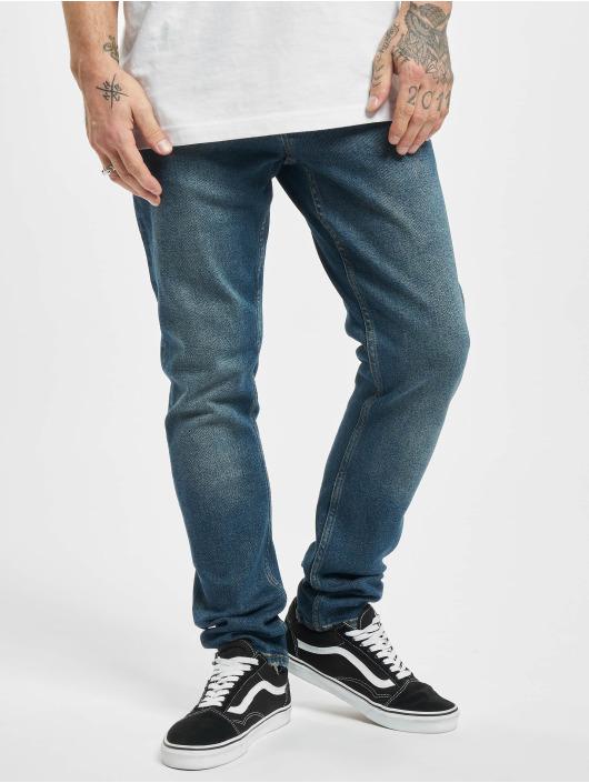 2Y dżinsy przylegające Jörg niebieski