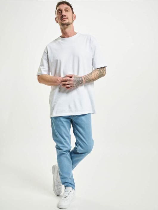 2Y dżinsy przylegające Renton niebieski