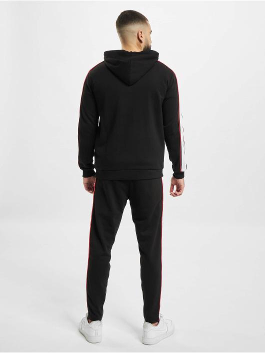 2Y Ensemble & Survêtement Hooded noir