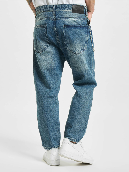 2Y Jean coupe droite Peoria bleu