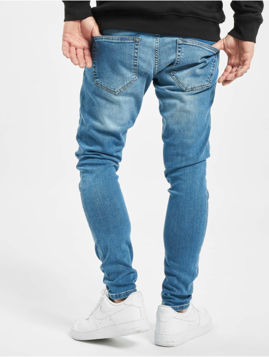 2Y Jean skinny Musa bleu
