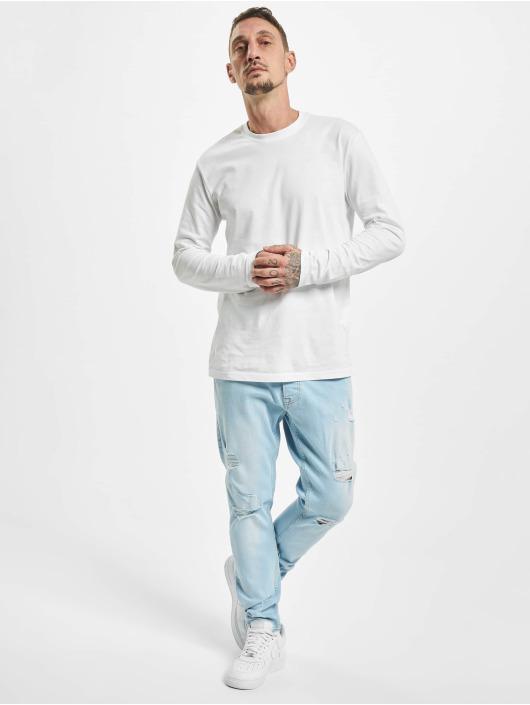 2Y Jean skinny Edu bleu