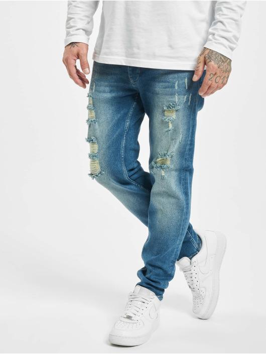 2Y Jean skinny Rio bleu