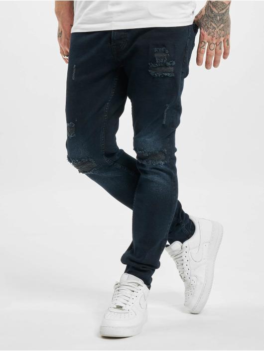 2Y Jean skinny Cedric bleu