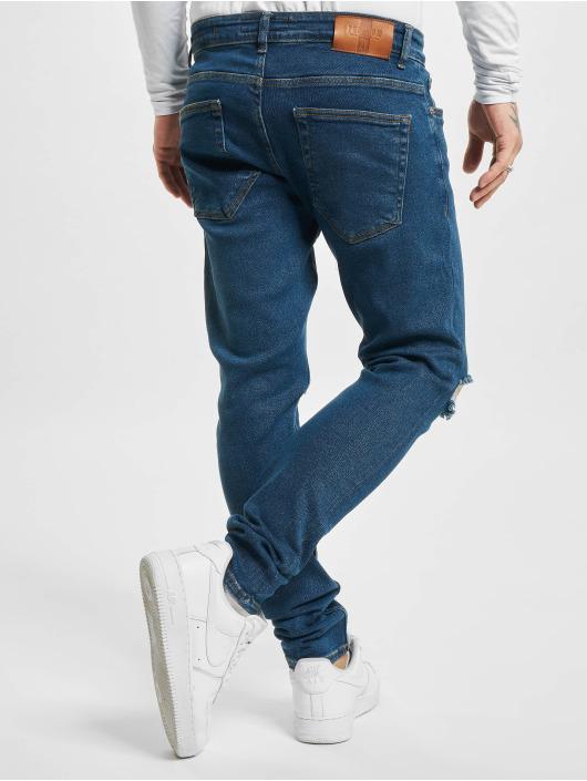 2Y Jean skinny Quentin bleu