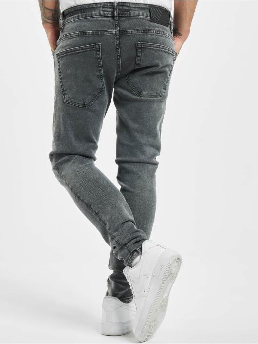 2Y Jean skinny Karl gris