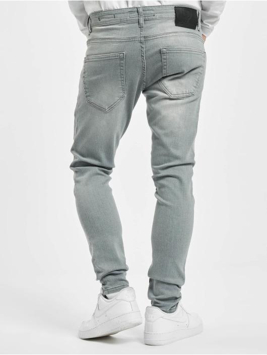 2Y Jean skinny Jamal gris