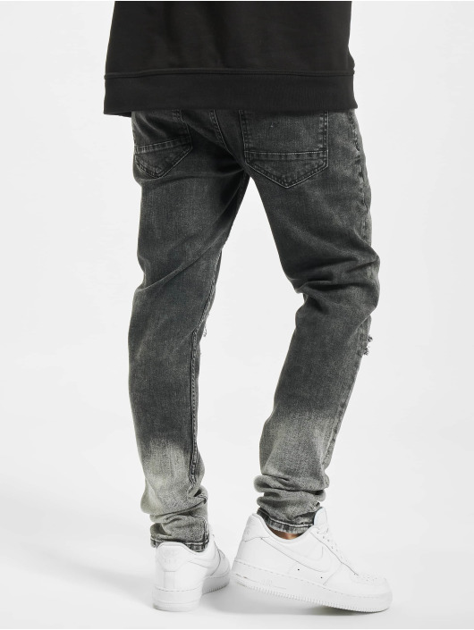 2Y Jean skinny Naif noir
