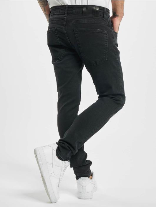 2Y Jean skinny Luis noir
