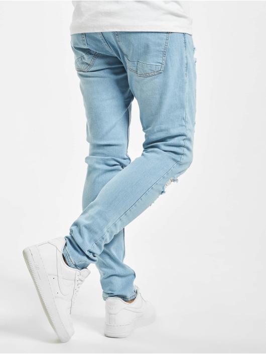 2Y Jean slim Ako bleu
