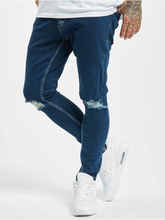 2Y Jean slim Adan bleu