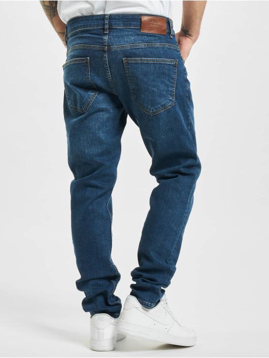2Y Jean slim Allentown bleu