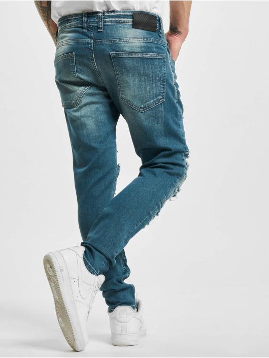 2Y Jean slim Elkin bleu