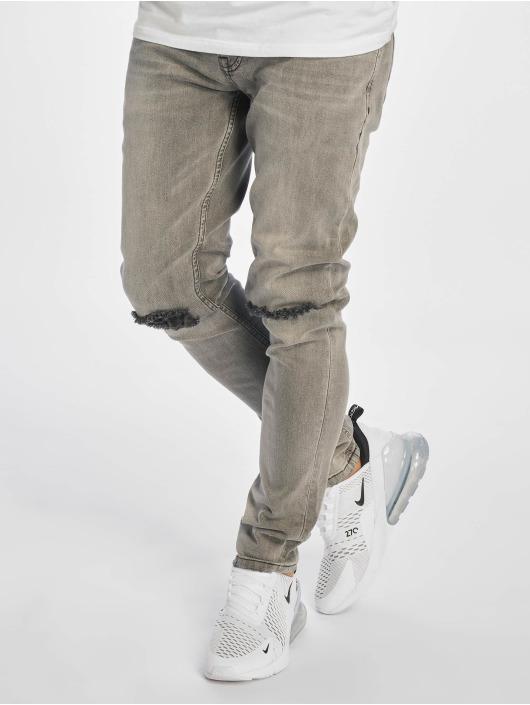 2Y Jean slim Jerry gris