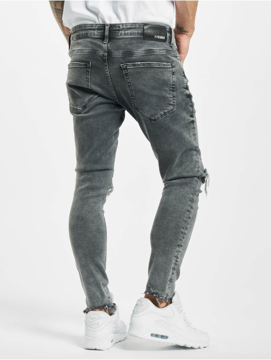 2Y Jean slim Kartal gris