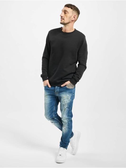 2Y Jeans ajustado Okan azul