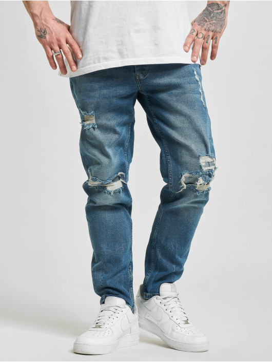 2Y Jeans ajustado Ensar azul