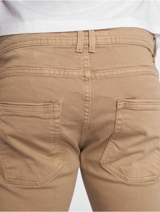 2Y Jeans ajustado Classico beis