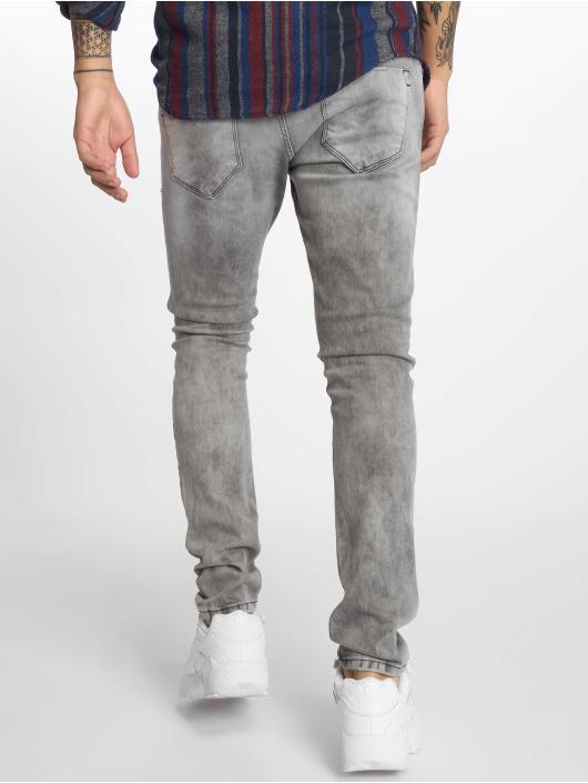 2Y Jeans ajustado Trevor gris