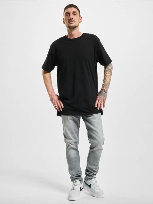 2Y Jeans ajustado Slim gris