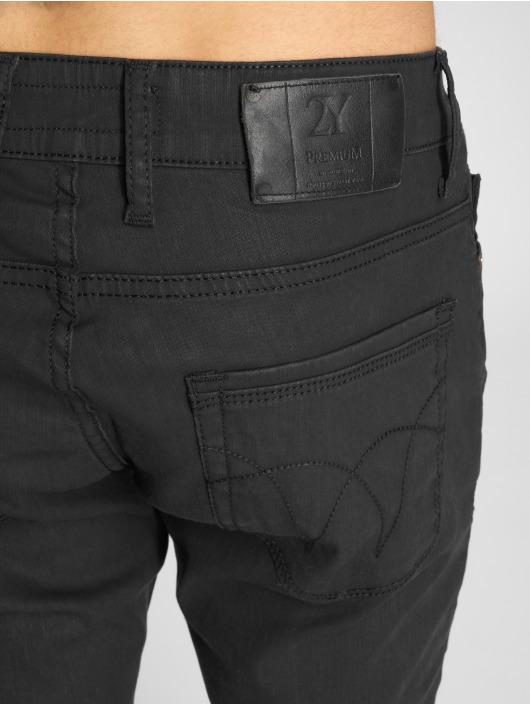 2Y Jeans ajustado Premium Edition negro