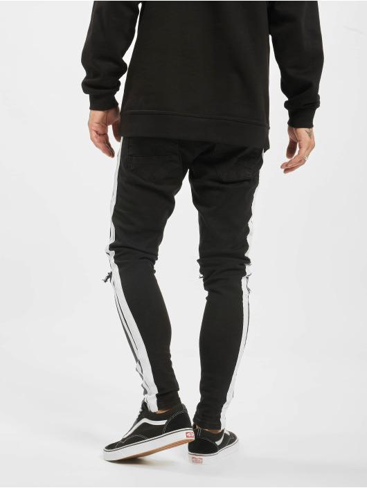 2Y Jeans ajustado Moritz negro