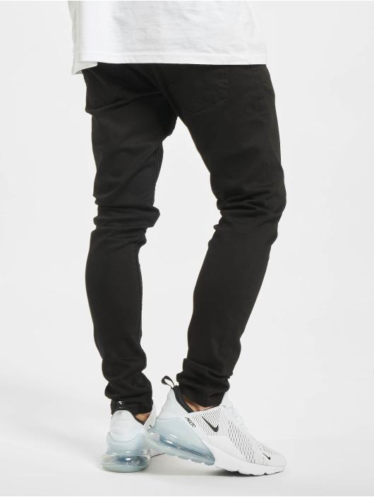 2Y Jeans ajustado Joey negro