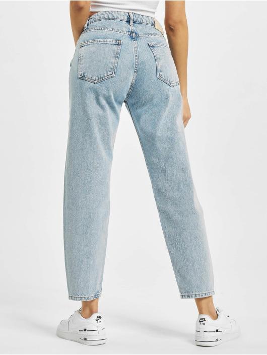 2Y Jeans Maman Aylin bleu