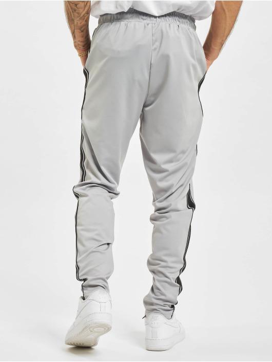 2Y Jogginghose Panel grau