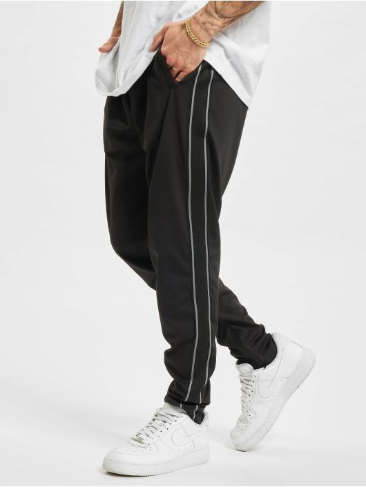 2Y Jogginghose Panel schwarz