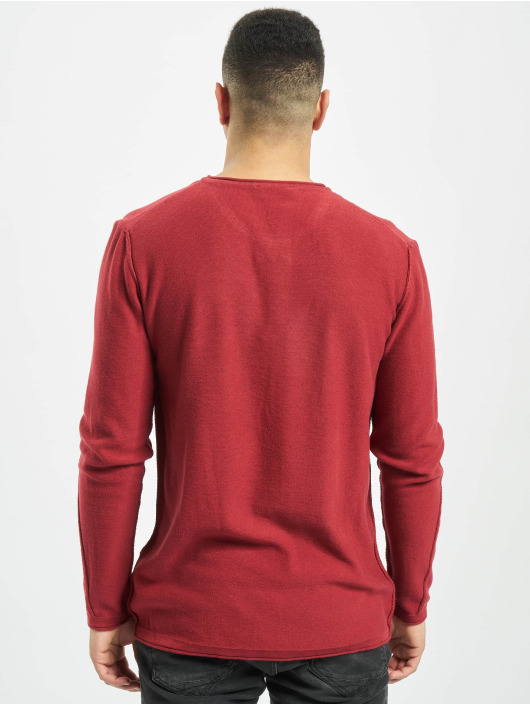 2Y Jumper Maple Knit red