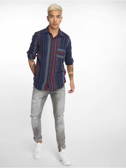 2Y Koszule Harper niebieski