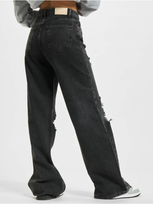 2Y Loose Fit Jeans Tala čern