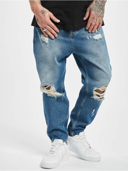 2Y Loose Fit Jeans Gustav blau