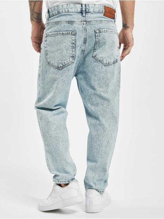 2Y Loose Fit Jeans Lenox blau